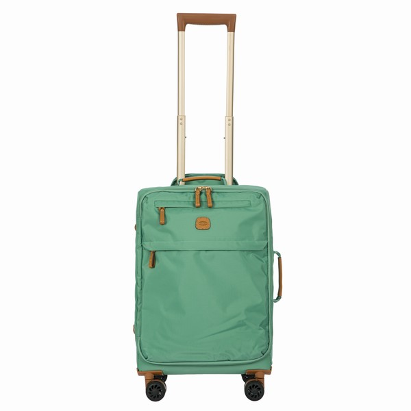 kabinovka Bric´s X-TRAVEL CARRY ON TROLLEY zelená