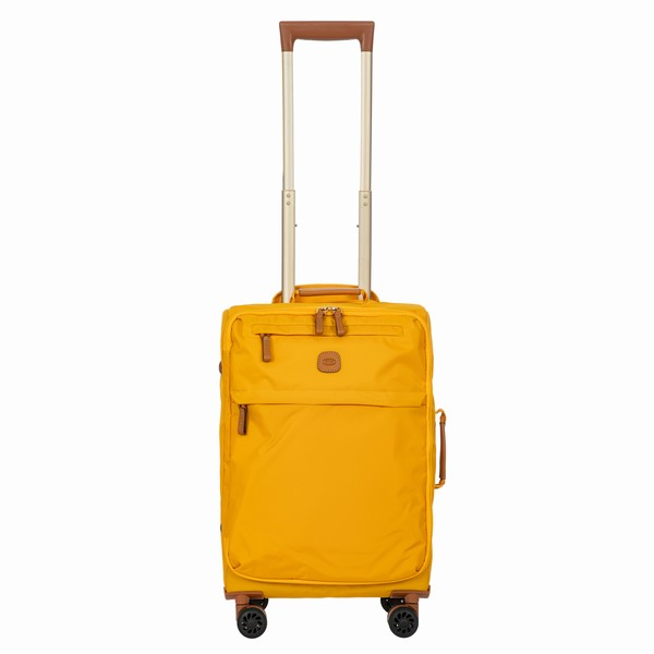 kabinovka Bric´s X-TRAVEL CARRY-ON TROLLEY žlutá